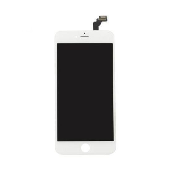 Снимка на Дисплей за Iphone 6 plus бял