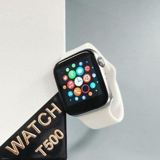 Picture of Смарт часовник Smart Wear T500, IP67 Водоустойчивост Бял