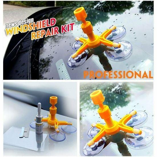 Снимка на Комплект за поправяне на авто стъкла