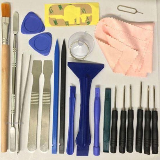 Picture of 23 в 1 Комплект инструменти за ремонт за компютри лаптопи телефони