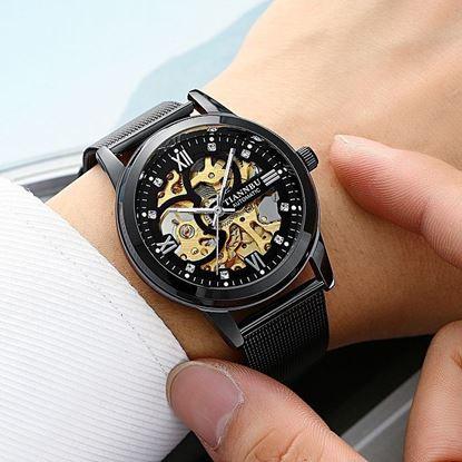 Picture of Нов модел от 2019-та TIANNBU напълно автоматичен часовник без батерия
