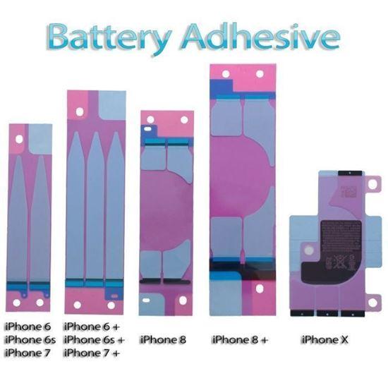 Снимка на Стикер за батерия за iPhone X
