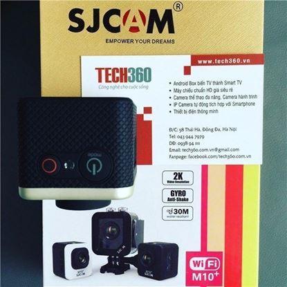 Снимка на НОВА екшън камера SJCAM M10 PLUS 1080РWIFI