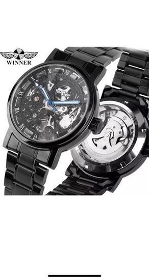 Picture of Winner модерен часовник със самонавиващ се механизиъм