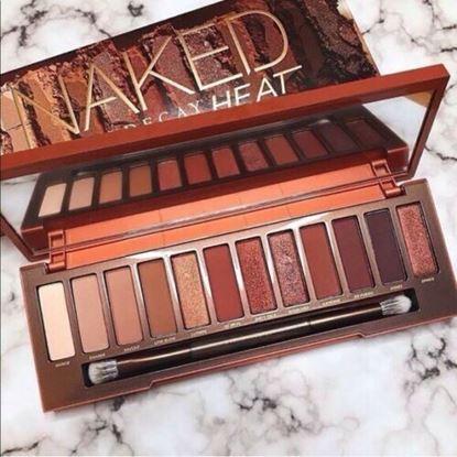 Picture of Naked Heat Сенки за очи и лице Decay Чисто нов бокс