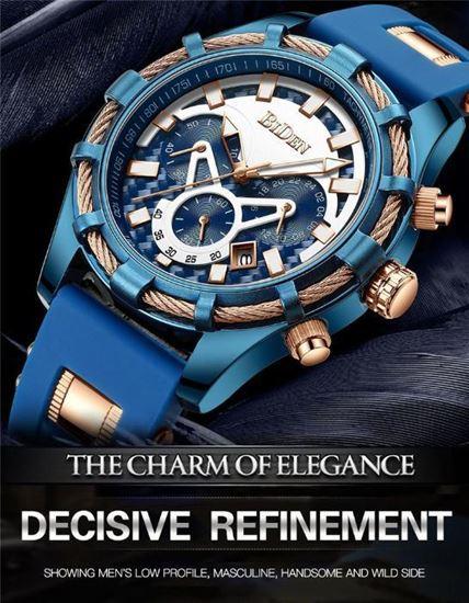 Picture of Нов невероятен часовник от марката BIDEN