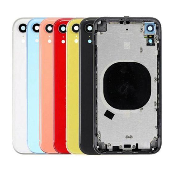 Снимка на Капак Основа Корпус за Iphone 5 Златен