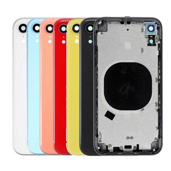 Снимка на Капак Основа Корпус за Iphone XS Златен
