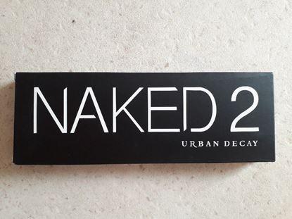 Picture of нова палитра сенки за очи Нейкид ърбан 2 Urban Decay NAKED 2