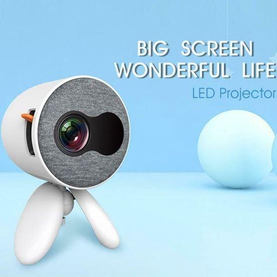 Picture of МИНИ Проектор YG220 за домашно кино 1080P HD Развлечение Видео