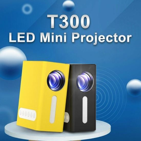 Picture of МИНИ Проектор Excelvan Т300 Домашно кино HDMI Native 1080P