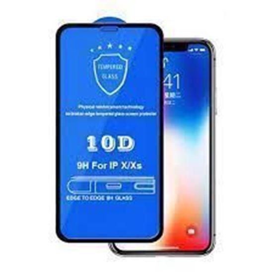 Снимка на 10D Протектор за iPhone X