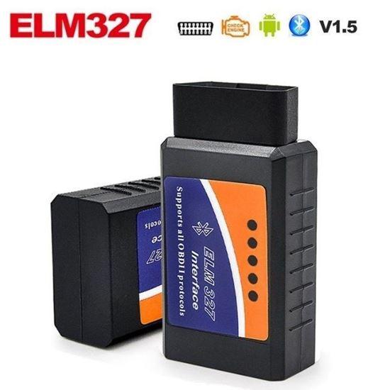 Picture of Elm327 Bluetooth Obd 1.5 / Безжично устройство за авто диагностика