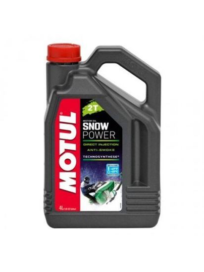 Picture of MOTUL SNOWPOWER 2T 4L