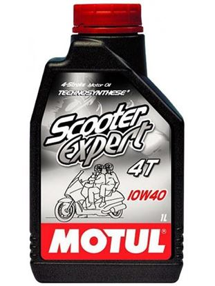 Picture of MOTUL SCOOTER EXPERT 4T 10W-40 1L