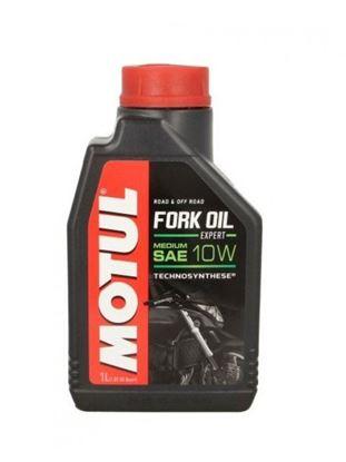 Picture of MOTUL FORK OIL EXPERT MEDIUM 10W 1L