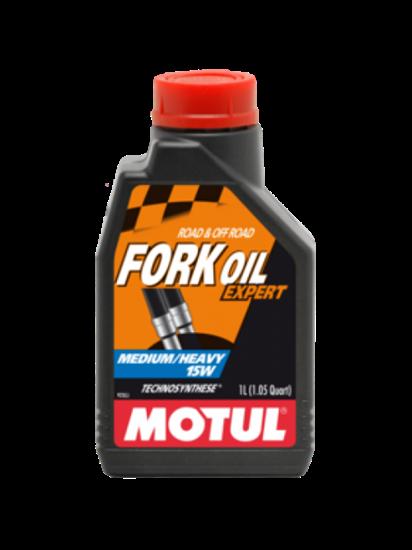 Picture of MOTUL FORK OIL EXPERT MEDIUM / HEAVY 15W 1L