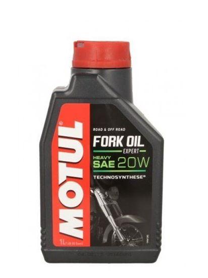 Снимка на MOTUL FORK OIL EXPERT HEAVY 20W 1L