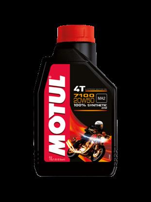 Picture of MOTUL 7100 4T 20W-50 1L