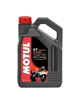 Picture of MOTUL 7100 4T 10W60 4L