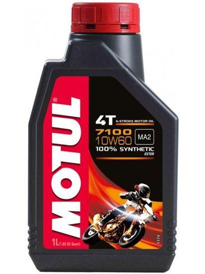 Picture of MOTUL 7100 4T 10W60 1L
