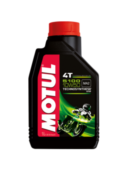 Picture of MOTUL 5100 4T 10W-50 1L