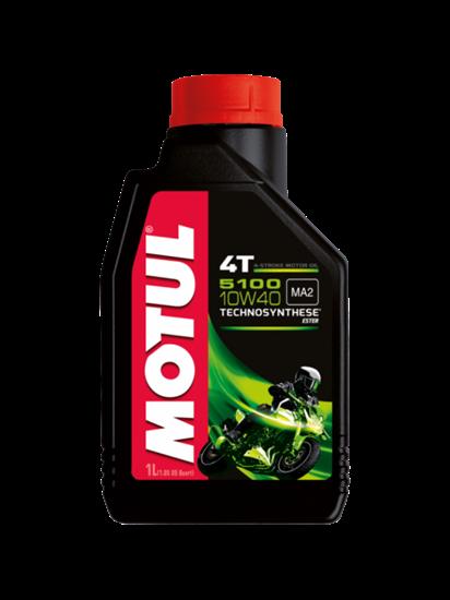 Picture of MOTUL 5100 4T 10W-40 1L