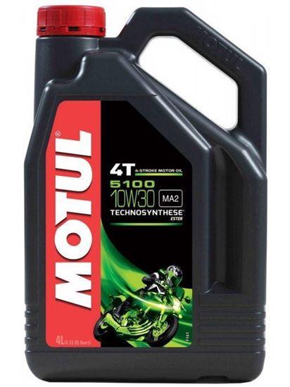 Picture of MOTUL 5100 4T 10W-30 4L
