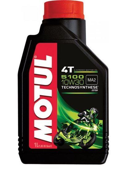 Picture of MOTUL 5100 4T 10W-30 1L