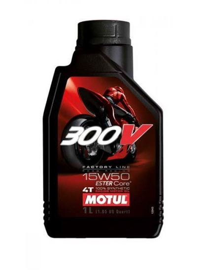 Picture of MOTUL 300V 4T FACTORY LINE 15W50 1L