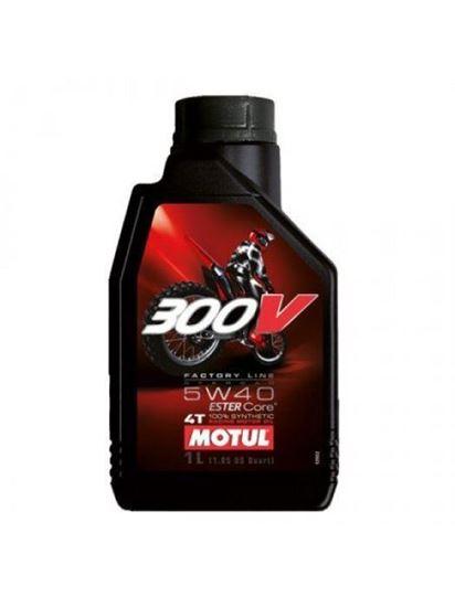 Picture of MOTUL 300V OFFROAD 5W40 1L